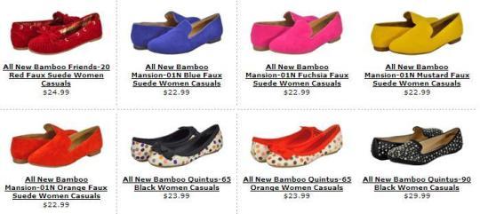 Cheap Shoes